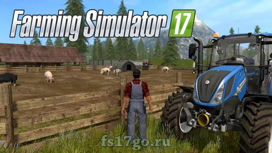 Farming simulator 17: platinum edition v 1. 5. 3. 1 + 5 dlc (2016) pc.